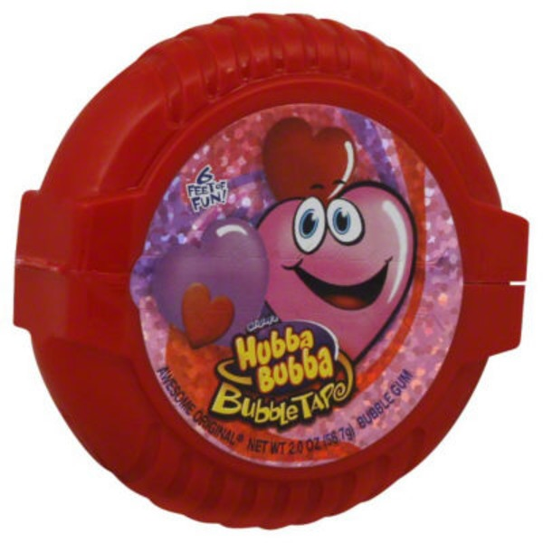 Hubba Bubba Original Bubble Tape Bubble Gum