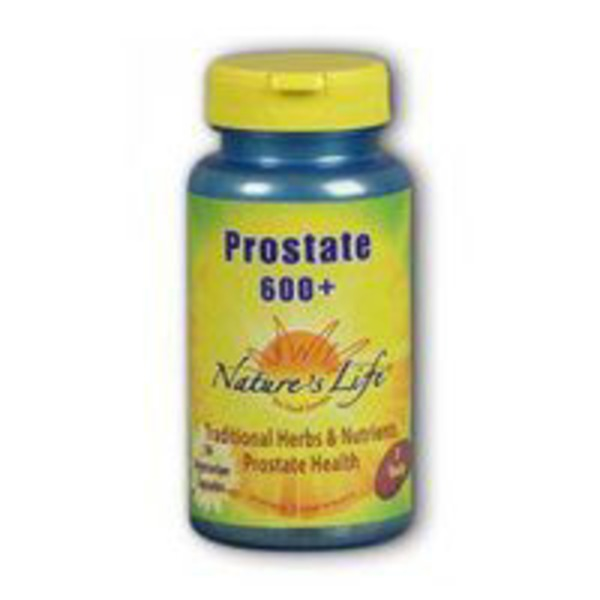 Nature's Life Prostate Maintain 600 Plus Dietary Supplement