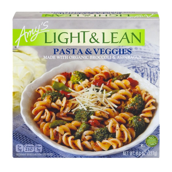 Amy's Pasta & Veggies Light & Lean