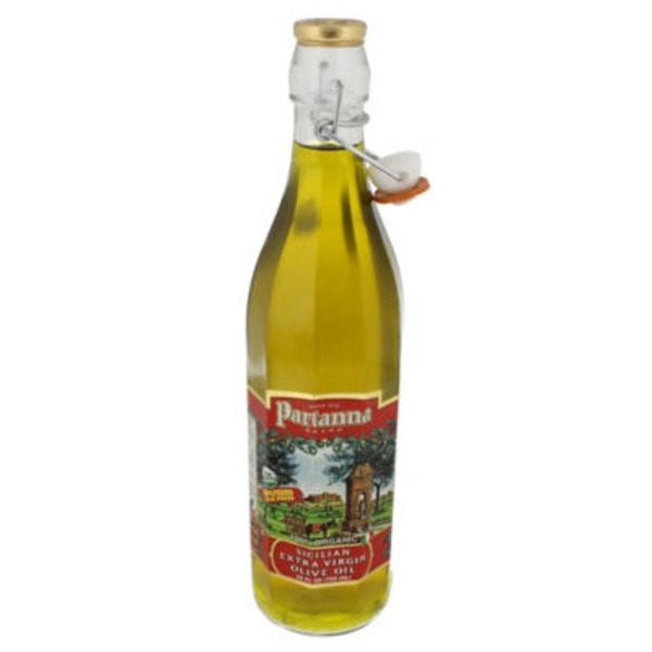 Partanna Organic Extra Virgin Olive Oil