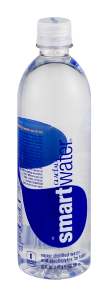 Glaceau water 20 oz