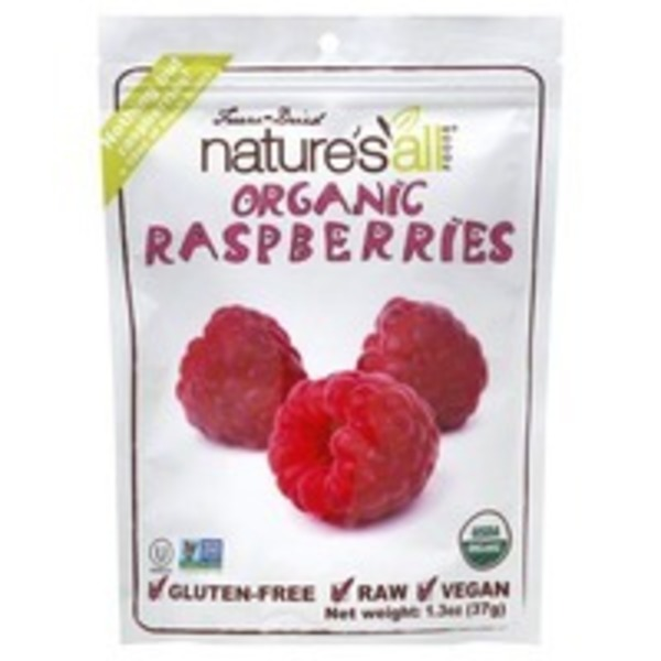 Crunchies Freeze Dried Raspberries