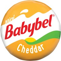Mini Babybel Cheddar Variety Semisoft Cheese