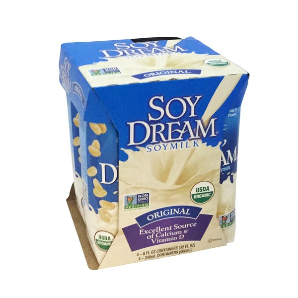 Imagine Foods Soy Dream Original Organic Soy Milk