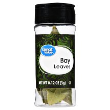 Great Value Bay Leaves, 0.12 oz