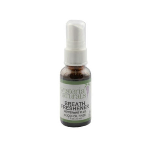 Vitality Works Peppermint Plus Breath Freshener Spray