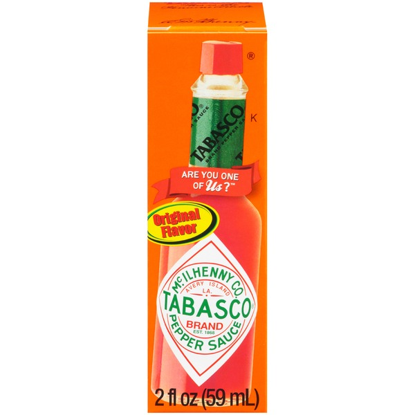 Tabasco ® Brand Pepper Sauce
