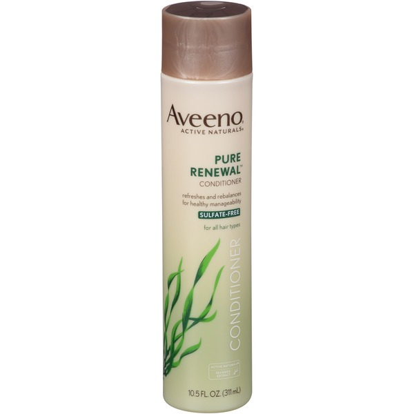 Aveeno® Pure Renewal™ Conditioner Hair Care
