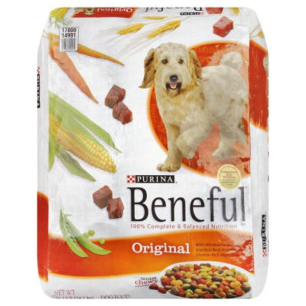 Beneful Dry Originals With Real Beef Dog Food