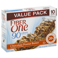 Fiber One 90 Calorie Chocolate Peanut Butter Value Pack
