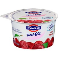 Fage Total 0% with Cherry Nonfat Greek Strained Yogurt