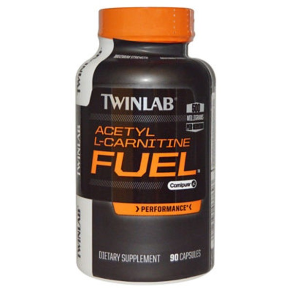 Twin Lab Acetyl L Carnitine Fuel