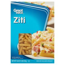 Great Value Ziti, 16 oz