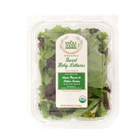 Whole Foods Market Organic Sweet Baby Lettuce