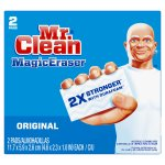 Mr. Clean® Magic Eraser Household Cleaning Pads 2 ct Box