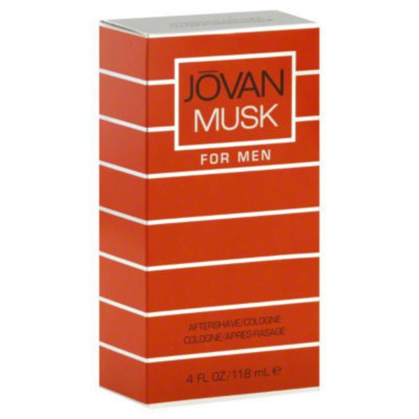 Jovan Men's Musk After Shave Cologne