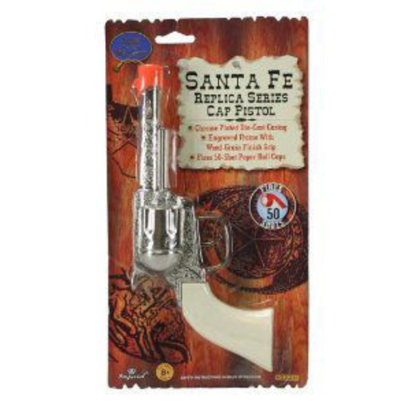 Imperial Legends Of The Wild West Santa Fe Cap Toy Pistol