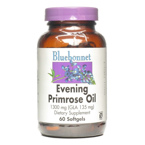Bluebonnet Nutrition Evening Primrose Oil 1300 mg GLA 135 mg