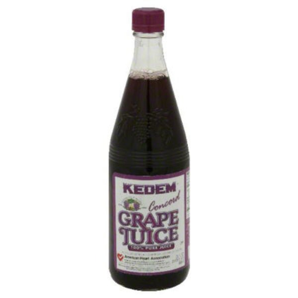 Kedem 100% Pure Grape Juice
