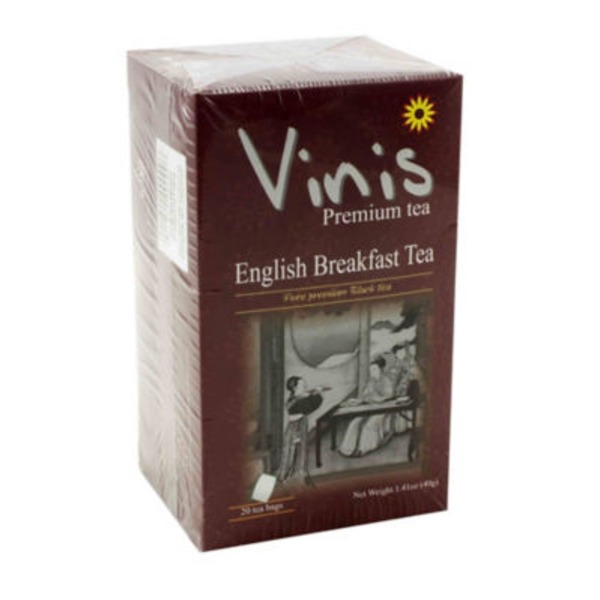 Vinis English Breakfast Tea