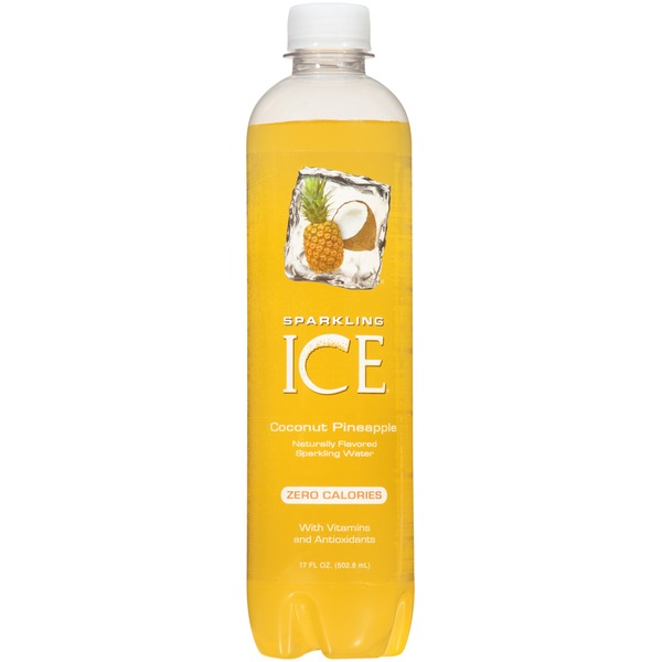 Sparkling ICE Coconut Pineapple Sparkling Water