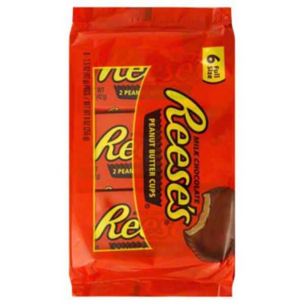 Reese's Peanut Butter Cups Milk Chocolate Candy