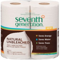 Seventh Generation 100% Unbleached Recycled Bathroom Tissue