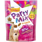 Purina Friskies Party Mix Crunch California Dreamin' Cat Treats 6 oz. Pouch