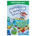Hawaiian Punch Sugar Free Green Berry Rush Drink Mix, 8 count, .73 oz