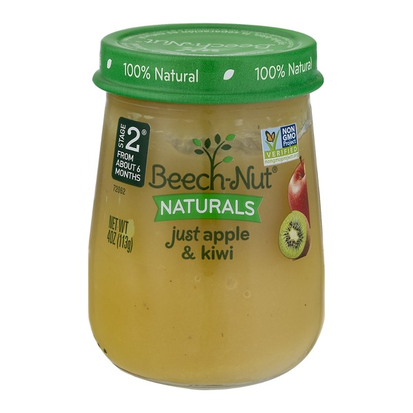 Beech-Nut Naturals Stage 2 Just Apple & Kiwi