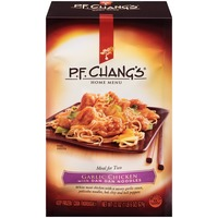 P.F. Chang's Home Menu with Dan Dan Noodles Garlic Chicken