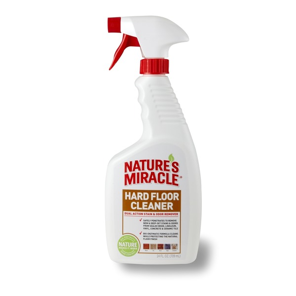 Nature's Miracle Advanced Dual Action Hard Floor Stain & Odor Remover