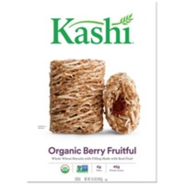 Kashi Organic Berry Fruitful Cereal