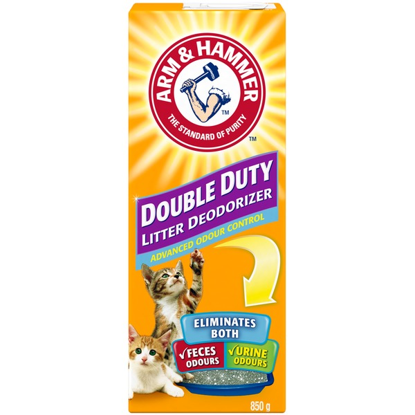 Arm & Hammer Double Duty Cat Litter Dedorizer