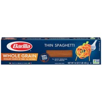Barilla Whole Grain Thin Spaghetti