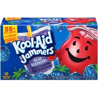 Kool-Aid Jammers Blue Raspberry Flavored Drink
