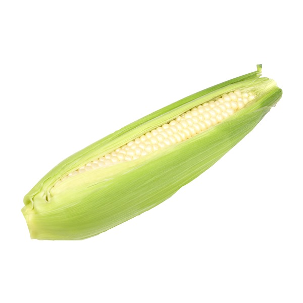 Organic White Sweet Corn