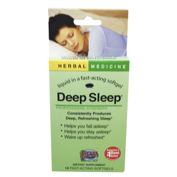Herbs Etc. Deep Sleep Travel