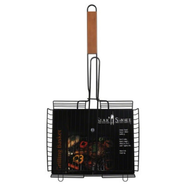 Sear 'n Smoke Non Stick Deluxe Grilling Basket