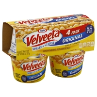 Velveeta Shells & Cheese Original - 4