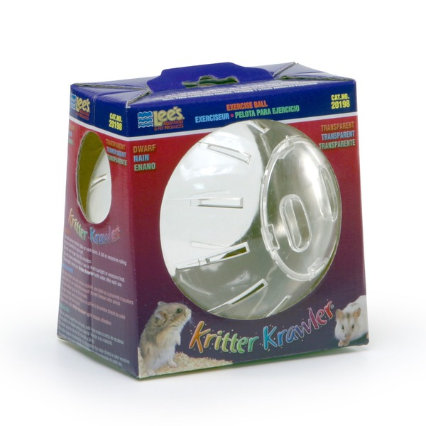 Lee's Kritter Krawler Mini Small Animal Ball
