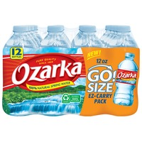 Ozarka Go! Size Natural Spring Water
