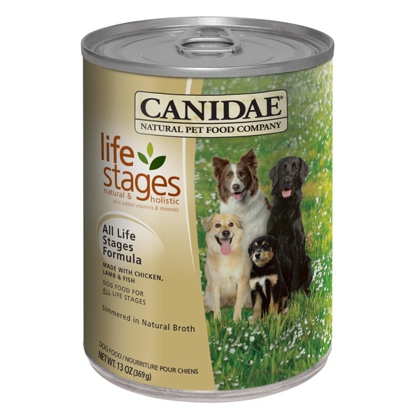 Canidae Life Stages All Life Stages Canned Dog Food
