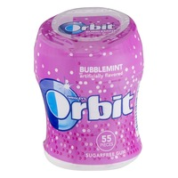 Orbit Wrigley's Orbit Sugarfree Gum Bubblemint - 55 CT