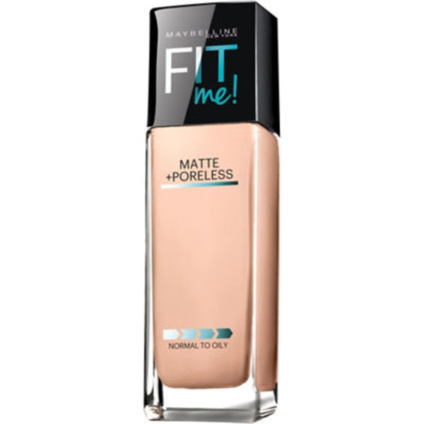Fit Me® 115 Ivory Matte + Poreless Foundation