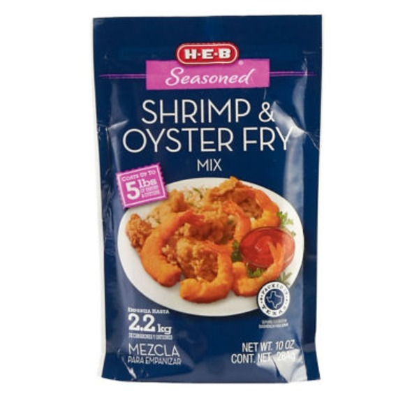 H-E-B Shrimp And Oyster Fry