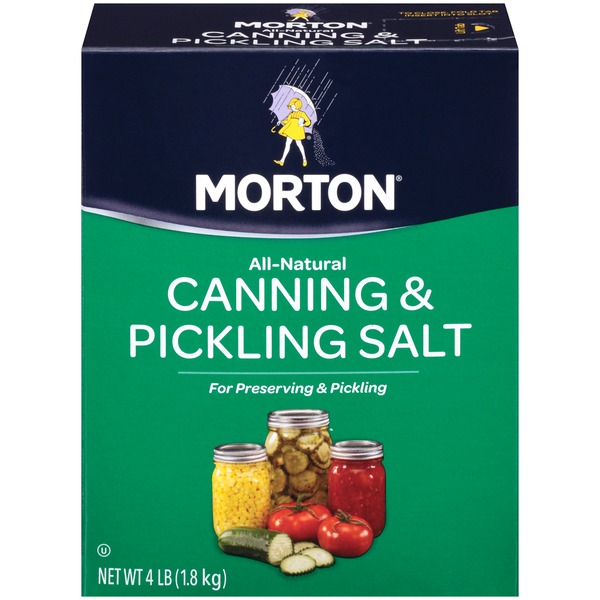 Morton Canning & Pickling Salt