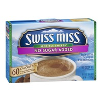 Swiss Miss Sensible Sweets Hot Cocoa Mix, No Sugar Added