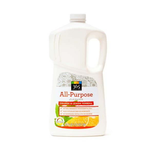 365 Orange & Lemon Verbena All Purpose Cleaner