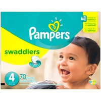 Pampers Swaddlers Size 4 Super Pack Diapers